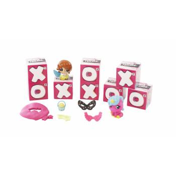 Tic Tac Juguete XOXO AMIGOS Multi Pack Sorpresa, Pack 10 de 12 Caracteres: surprise10-658382402730-1