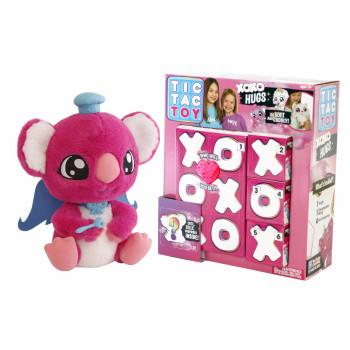 Tic Tac Toy XOXO Hugs Plush, rosa - Color real: rosa-658382402907-0