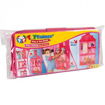 Toytainer armario Dollhouse-814906014104-0