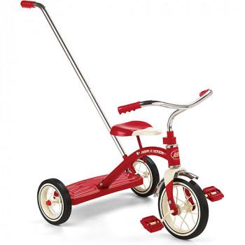Triciclo Radio Flyer Con Manillar De Empuje-042385909707-0