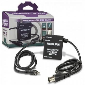 Unidad RF universal 3 en 1 SNES/ Genesis/ NES -813048010975-0