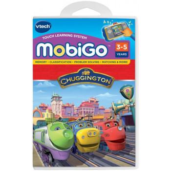 VTech MobiGo Touch aprendizaje sistema cartucho, Chuggington-417762518006-0