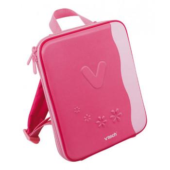 VTech, VReader y bolsa de almacenamiento de InnoTab rosa-417762009504-0