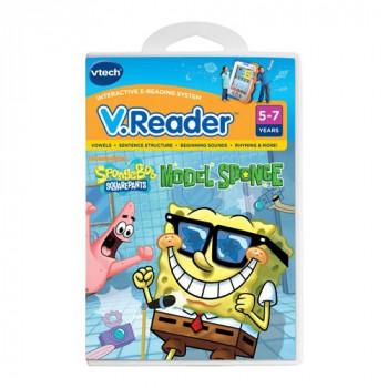 VTech comunicaciones Nickelodeon SpongeBob SquarePants V. lector cartucho - modelo esponja-417762814009-0