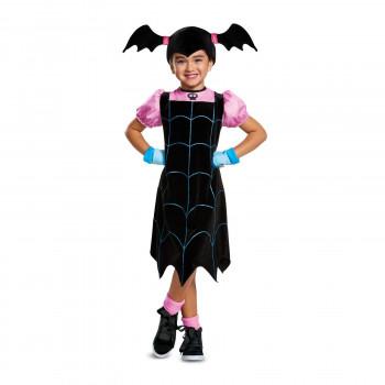 Vampirina Clásico Infantil de Disfraces - Talla: s-039897660899-0