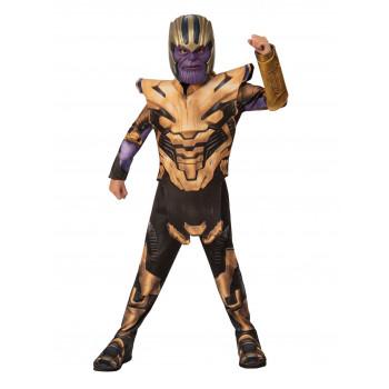 Vengadores: Endgame Niños Thanos Traje - tamaño de la Ropa: 4: 6-883028336982-0