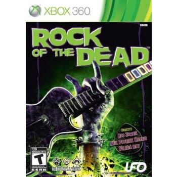 Videojuego Rock Of The Dead Xbox 360-695771500066-0