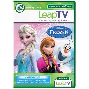 Videojuego educacional Frozen: Festival de invierno Arendelle LeapFrog LeapTV, 39203-708431392038-0