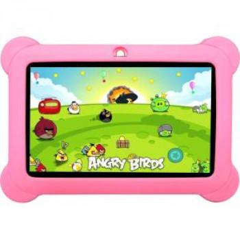 "Zeepad Niños de 7"" 4GB Tablet w/ Android 4.4 KitKat - Rosa-711091673447-0"