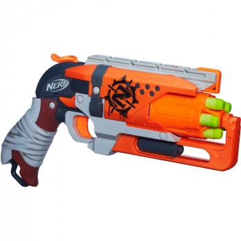 Zombie de Nerf Strike Hammershot Blaster-630509239061-0