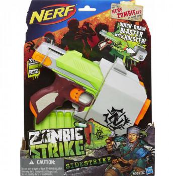 Zombie de Nerf Strike Sidestrike Blaster-653569914662-0