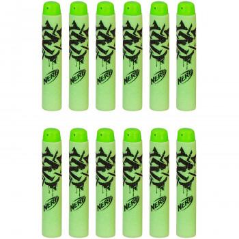 Zombie de Nerf Strike recarga Pack-630509359929-0
