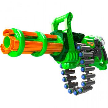 Zona de dardos Scorpion Gatling Blaster-729747630034-0