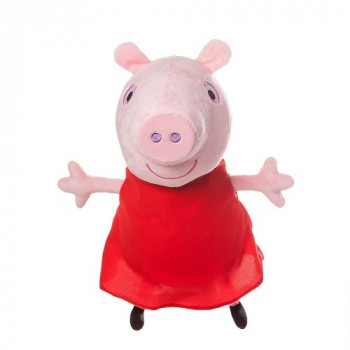 Zoofy Internacional de Peppa Pig Abrazo n Oink Felpa-681326926511-A-0