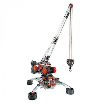 Meccano Super de Construcción, 25 Motorizado Modelo de juego de Construcción, 638 Piezas, Para las Edades de 10+, MADRE de Educación de Juguete-778988618080-A-0