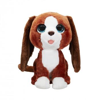 furReal de Howlin' Howie Interactivo Mascota de Peluche de Juguete, con Edades de 4 y -630509792375-0