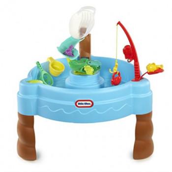 little tikes de pescado 'n salpicaduras de agua de mesa - -698887893893-0